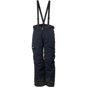Isbjörn Offpist Spodnie narciarskie Dzieci, czarny